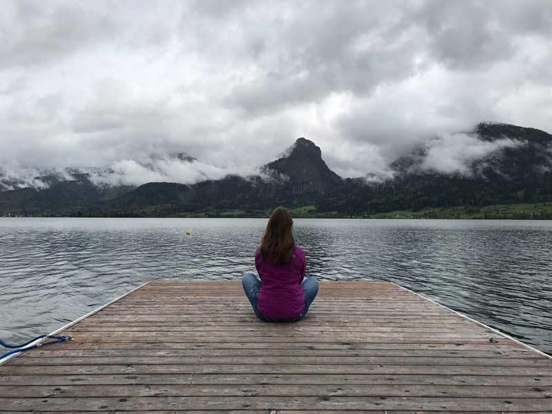 Meditación para sentir calma